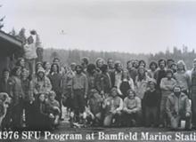 1976 SFU Fall Program